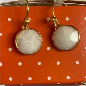 Stella & Dot Isla Drops earrings